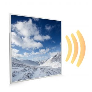 595x595 Cairngorms Picture NXT Gen Infrared Heating Panel 350W - Electric Wall Panel Heater - Brand New