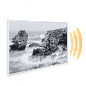 795x1195 Stormy Shore Image NXT Gen Infrared Heating Panel 900W - Electric Wall Panel Heater - Brand New