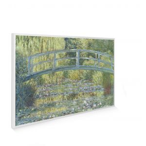 795x1195 The Pond With Water Lillies Picture NXT Gen Infrared Heating Panel 900W - Electric Wall Panel Heater - Brand New