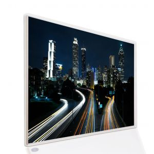 595x995 City Rush Picture NXT Gen Infrared Heating Panel 580W - Electric Wall Panel Heater - Brand New