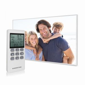 580W Personalised Image NXT Infrared Heating Panel - Electric Wall Panel Heater