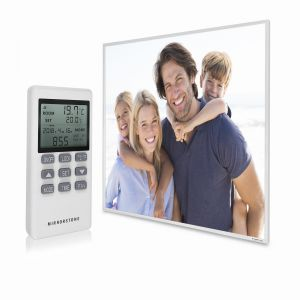 350W Personalised Image NXT Gen Infrared Heating Panel - Electric Wall Panel Heater