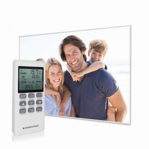 900w Personalised Image NXT Gen Infrared Heating Panel - Electric Wall Panel Heater