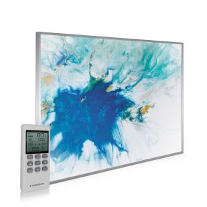 995x1195 Illiana Picture NXT Gen Infrared Heating Panel 1200W - Electric Wall Panel Heater