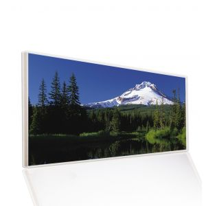 595x1195 Lakeside Mountain Image NXT Gen Infrared Heating Panel 700W - Electric Wall Panel Heater - Brand New