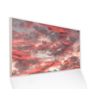 795x1195 Red Sky Image NXT Gen Infrared Heating Panel 900W - Electric Wall Panel Heater - Brand New